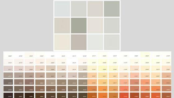 C mo elegir colores neutros para pintar tu casa reformar - Pintar piso colores neutros ...
